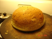 Oregano Bread