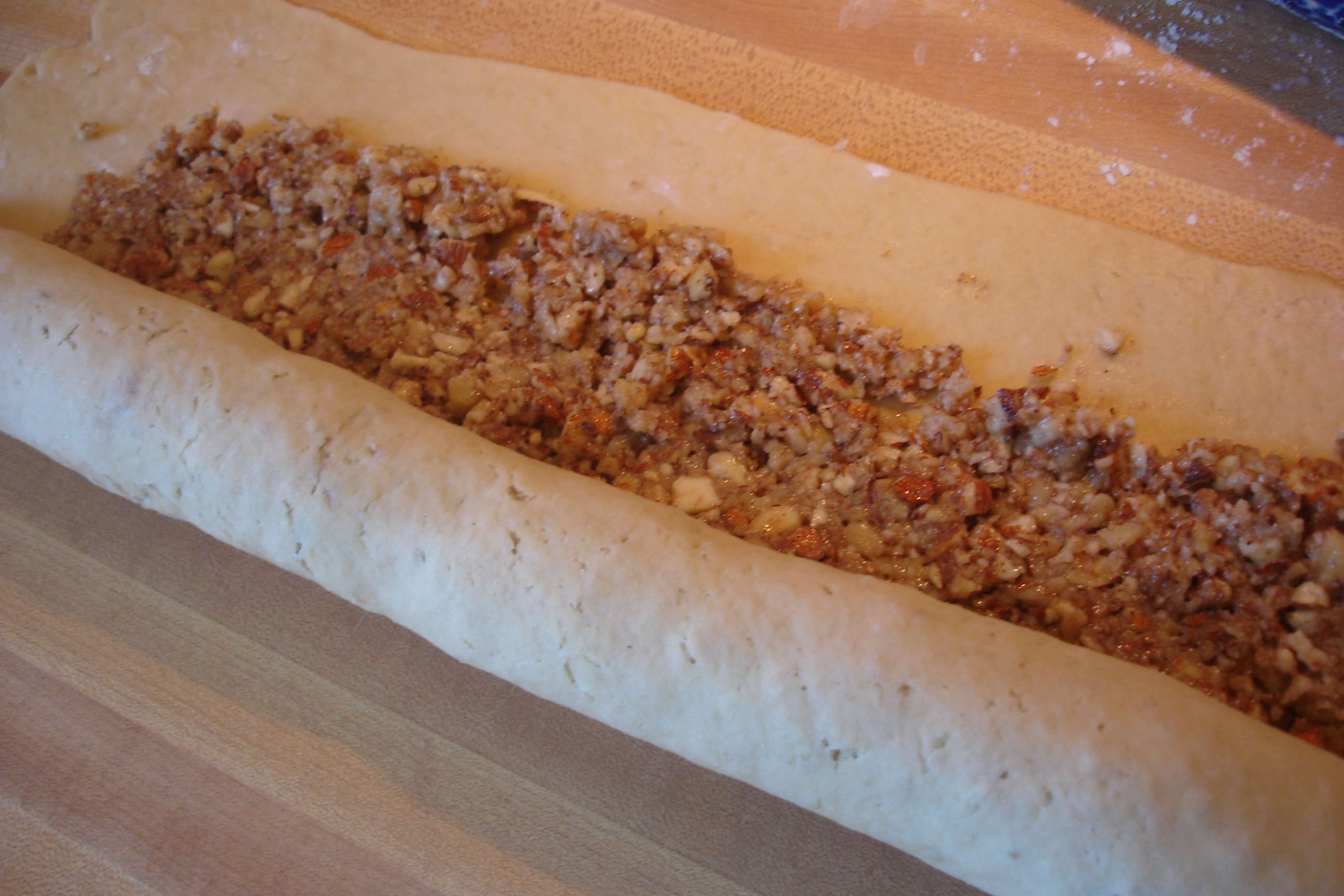 Croatian Holiday Nut Roll (Povatica) Recipe — Dishmaps