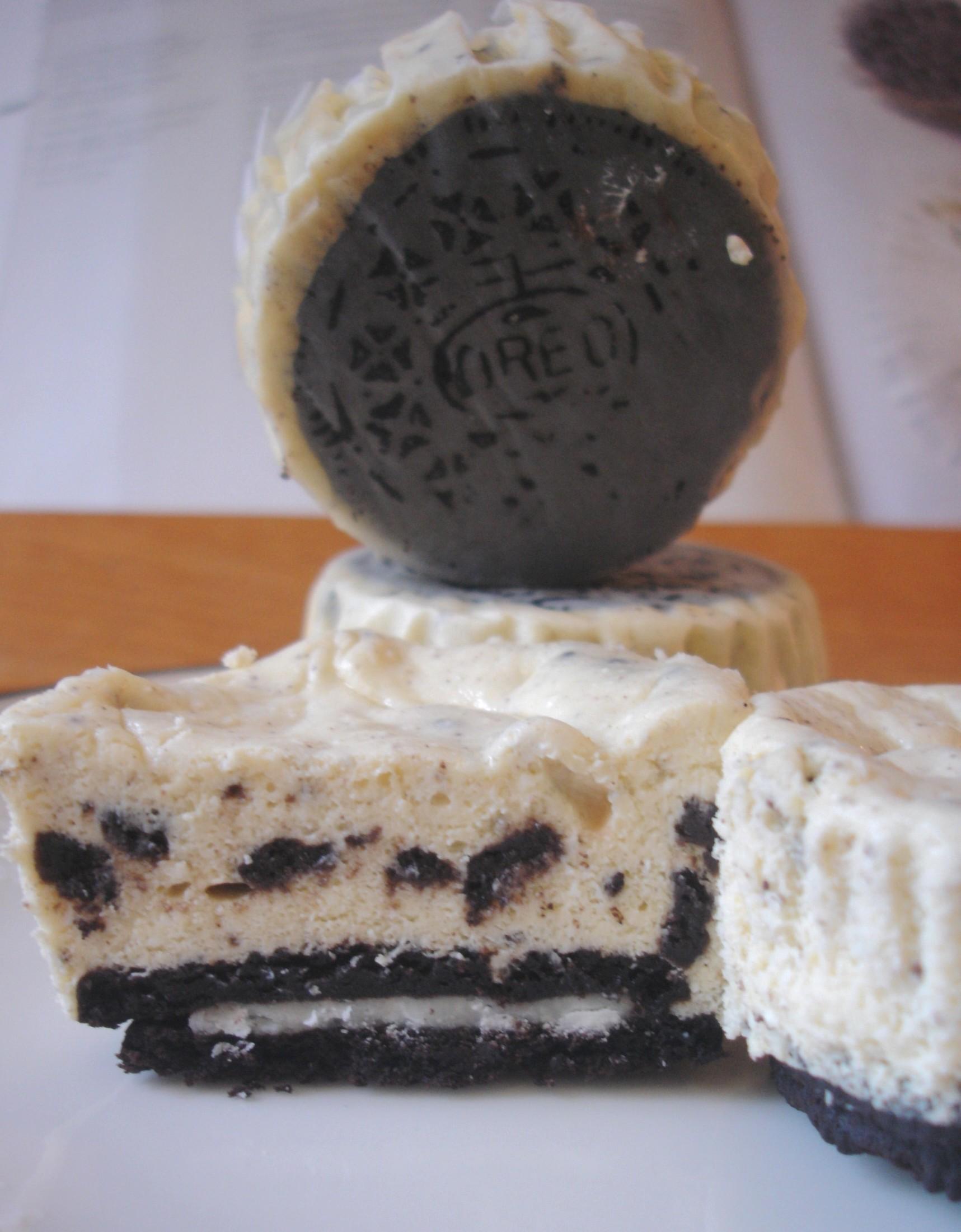 Cheesecake Batter Ice Cream  Dsc